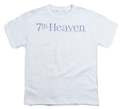 Youth: 7th Heaven - 7th Heaven Logo T-shirts