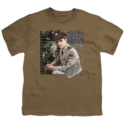 Youth: Elvis-G.I. Blues T-shirts