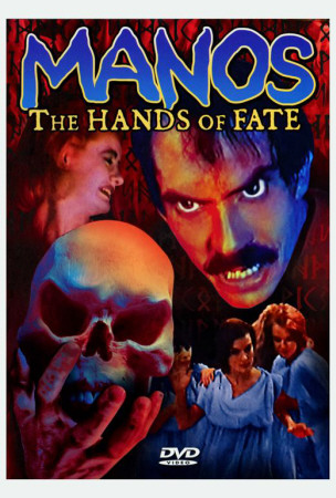 'Manos' the Hands of Fate Print