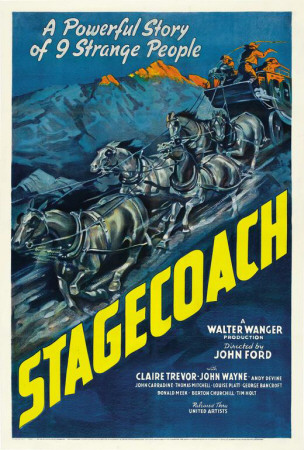 Stagecoach Prints