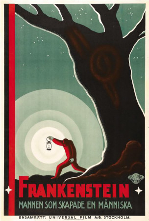 Frankenstein - Swedish Style Prints