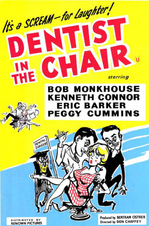 Dentist In the Chair Print