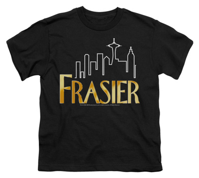 Youth: Frasier - Frasier Logo T-Shirt