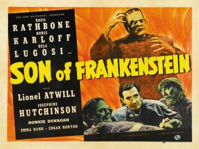 Son of Frankenstein Posters