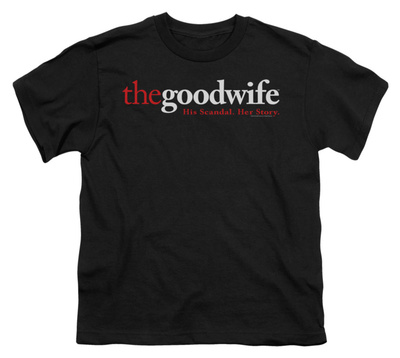 Youth: The Good Wife-Logo Shirts