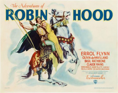 The Adventures of Robin Hood –  Style Posters