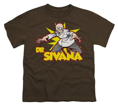 Youth: DC-Dr Sivana Shirts