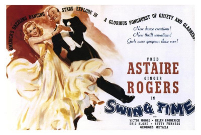 Swing Time Plakat