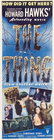 The Thing from Another World Print