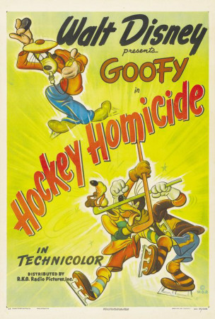 Hockey Homicide Posters
