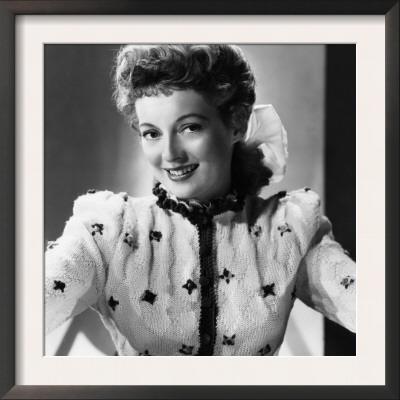 Mrs. Mike, Evelyn Keyes, 1949 Prints