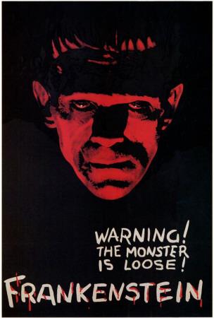 Frankenstein Prints