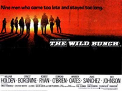 The Wild Bunch Masterprint