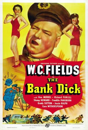 The Bank Dick Prints