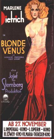 Blonde Venus Posters