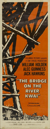 Bridge on the River Kwai Posters