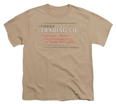 Youth: Eureka - Trading T-shirts