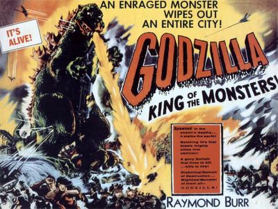 Godzilla, King of the Monsters Print