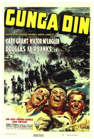 Gunga Din Posters