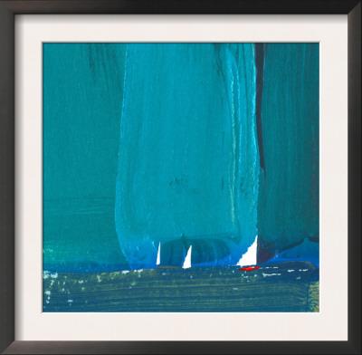Sailboats with Blue Sky Prints