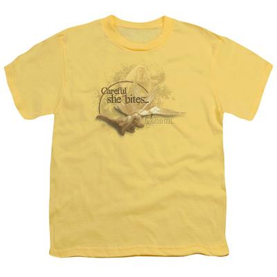 Youth: Labyrinth - She Bites T-Shirt