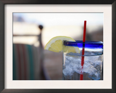 Lemonade I Poster by Nicole Katano