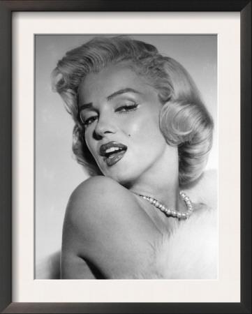Marilyn Monroe, Mid 1950s Prints