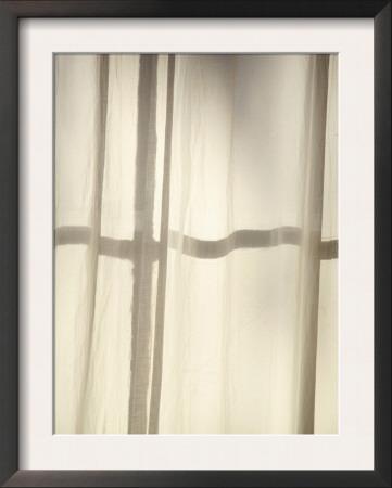 Curtains I Prints by Nicole Katano