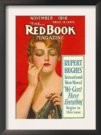 Redbook, November 1916 Prints