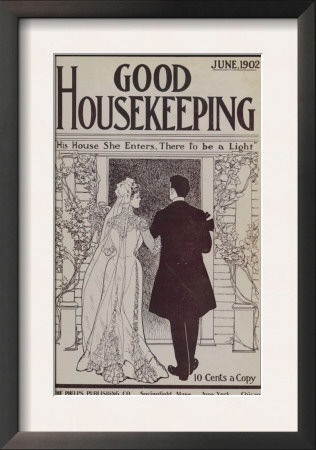 Good Housekeeping, June 1902 Prints