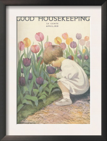 Good Housekeeping, April 1919 Print