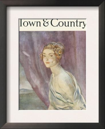 Town & Country, June 10th, 1920 Posters