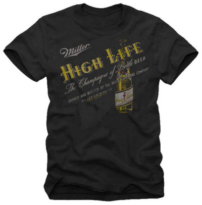 High Life Camiseta