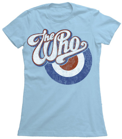 Juniors: The Who - I'm the Face T-Shirt