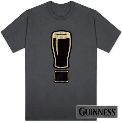 Guinness - Exclamation T-Shirt