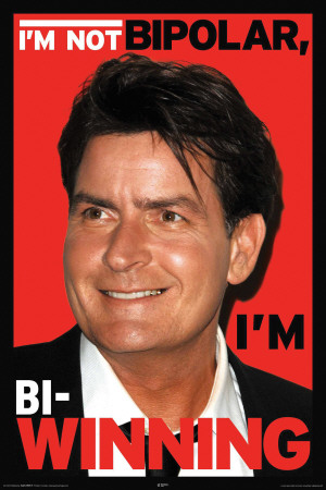 charlie sheen winning picture. charlie sheen winning