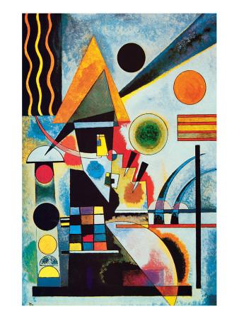 Balancement Premium Giclee Print by Wassily Kandinsky