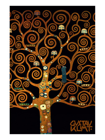 In the Tree of Life Premium Giclee Print by Gustav Klimt
