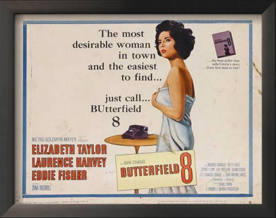 Butterfield 8 Posters