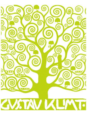 Green Tree of Life Premium Giclee Print by Gustav Klimt