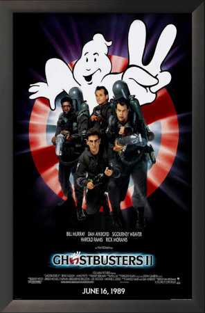 Ghostbusters II Prints