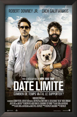 Due Date - French Style Posters