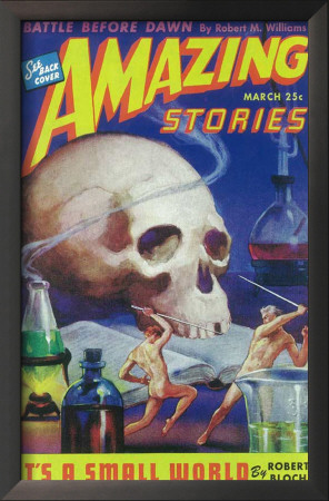 Amazing Stories - Pulp Poster, 1935 Posters