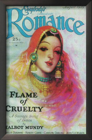 Romance - Pulp Poster, 1929 Prints