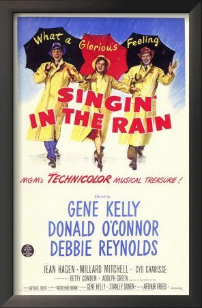Singin' in the Rain Print
