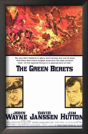 The Green Berets Art