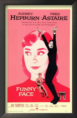Funny Face Posters