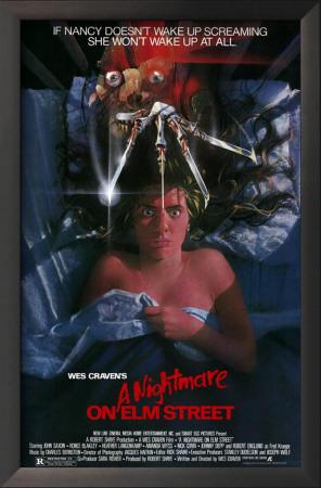 A Nightmare on Elm Street Art