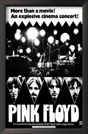 Pink Floyd: Live at Pompeii Art
