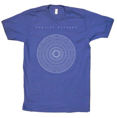 Vampire Weekend - Blue Sky T-Shirt
